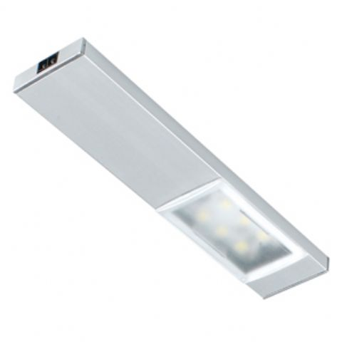 Quadra PLUS-I LED In Cabinet Light with IR Sensor