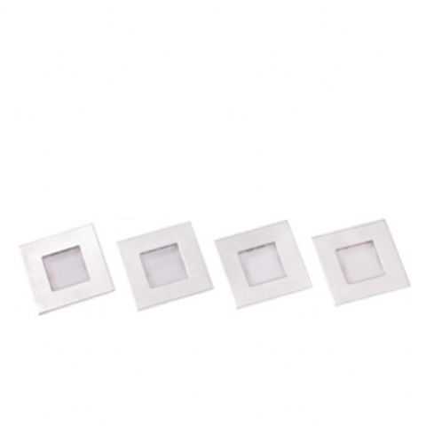 Luce SLS LED Square Plinth Light