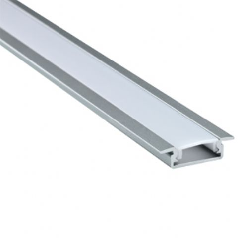 Recessed Aluminium Profile