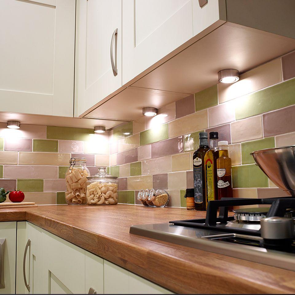 Genus Led Recess Surface Under Cabinet Light