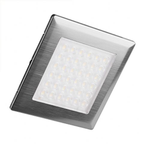 Alpha-S - Under Cabinet Spot Light (Silver - Cool White)