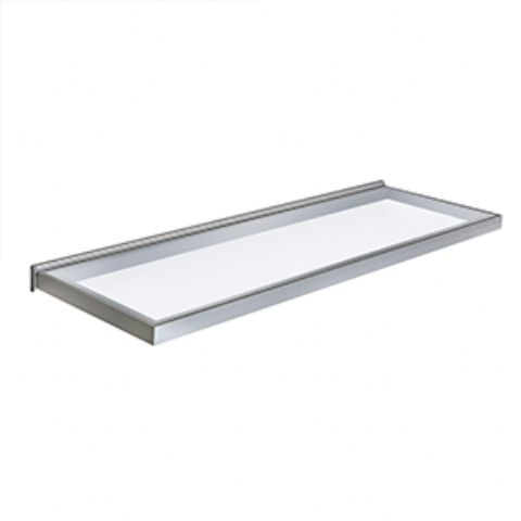 Torino - LED Wall Mounted Shelf - 600mm (Silver)