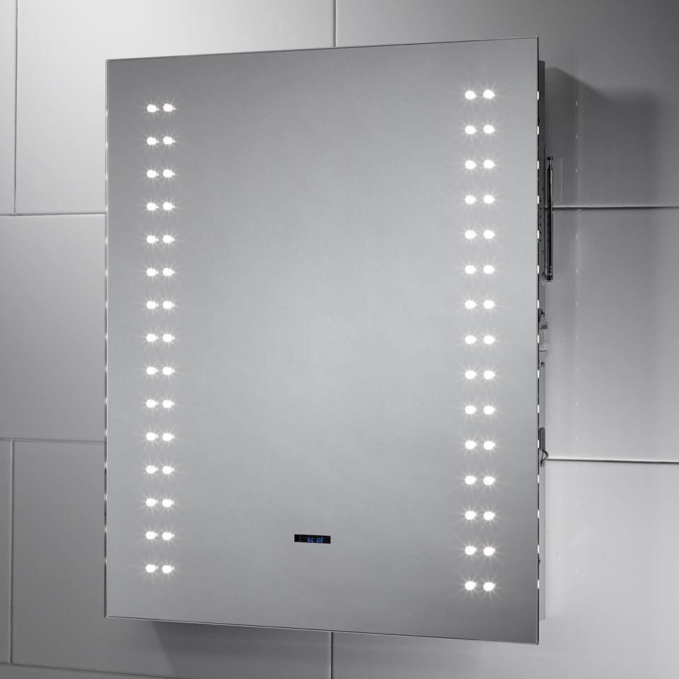 Apollo Bluetooth LED Mirror
