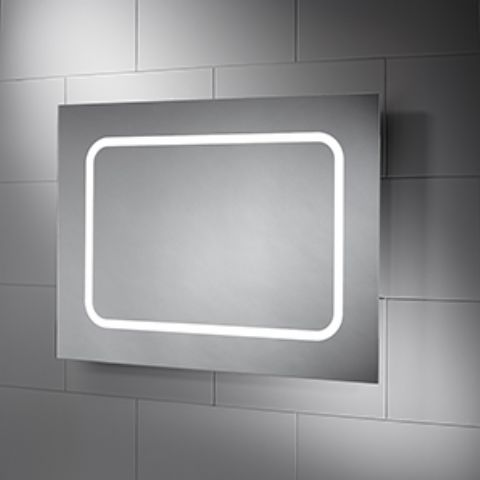 Grace Diffused LED Mirror