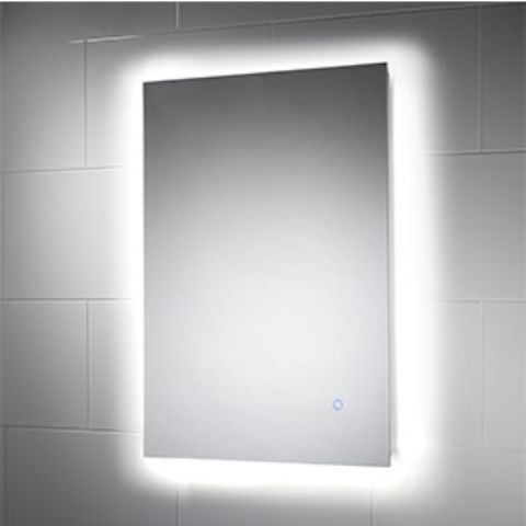 Serenity Duo Backlit LED Mirror