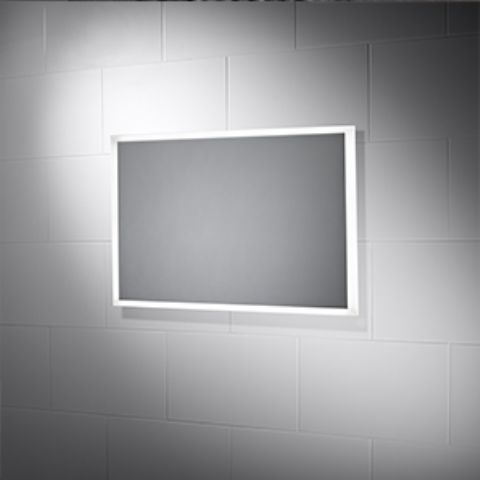 Glimmer 500/900/1200 Dimmable LED Mirror