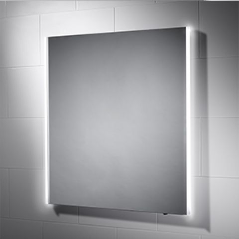 Lucia Ambient Side-Lit LED Mirror