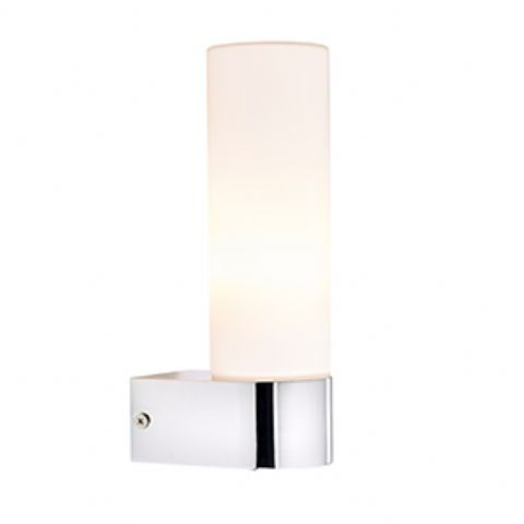 Single LED Tube Wall Light