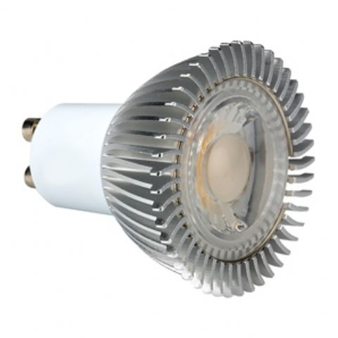 GU10 4W Dimmable COB LED Lamp