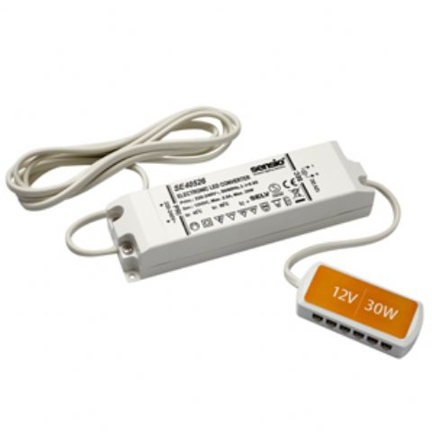 30W LED Driver with 12 Port JB4 Distributor