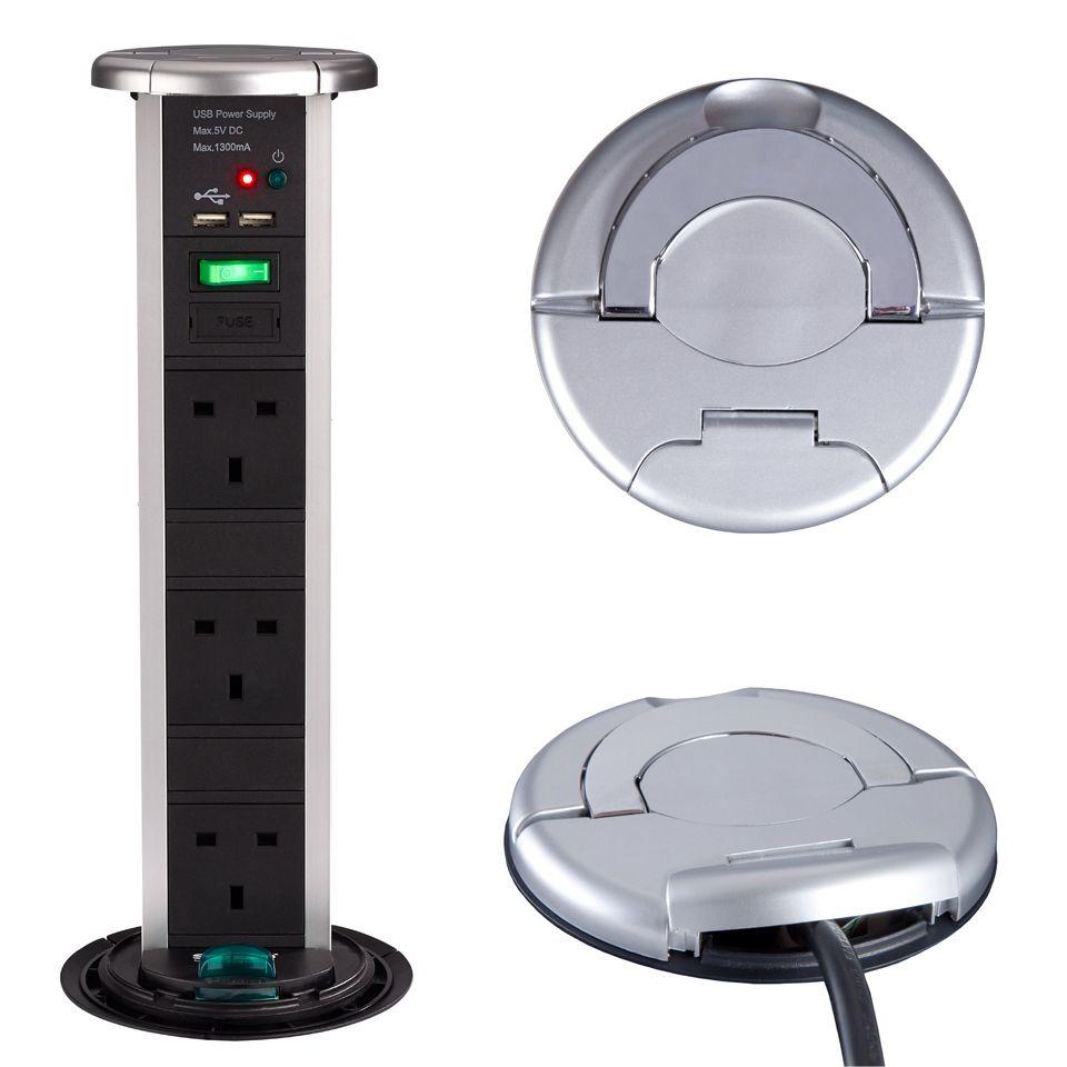 SE80050AL Sensio SensioPod 3 Power 2 USB