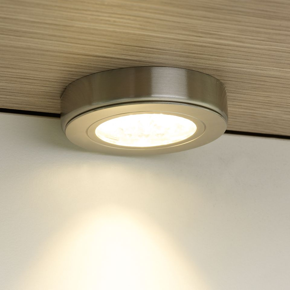 Hype led surface recessed light for Light a lamp and put it under a basket