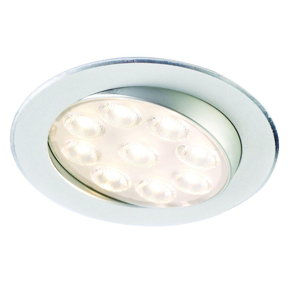 Orbit Tiltable Led Light 12v Drive 7 High Efficiency White Flashlight