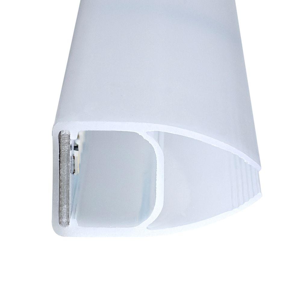 Edge LED Glass Shelf Light