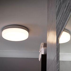 Sensio led bathroom lighting led ceiling lighting aloadofball Choice Image
